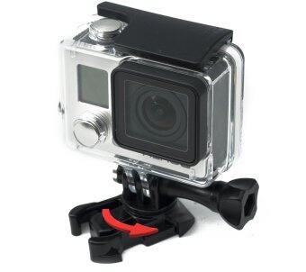 Mount หมุนได้ 360 องศา สำหรับ GoPro HERO 3+ 1 2 3 4 SJ4000 SJ5000