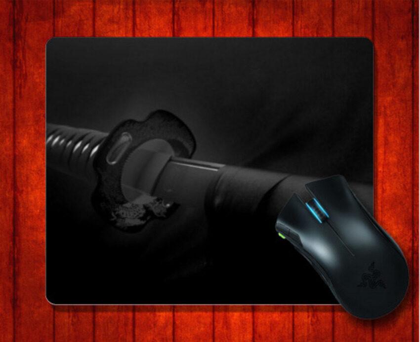 MousePad Katana Digital Art Fine for Mouse mat 240*200*3mm Gaming Mice Pad