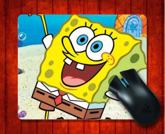 MousePad SpongeBob SquarePants (3) for 240*200*3mm Mouse mat Gaming Mice Pad - intl