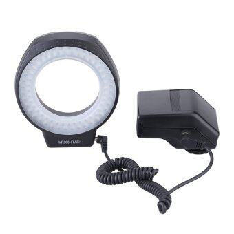 MRC80+Flash LED Ring Light Ring Flash 80 LEDs Color Temp 5800K - intl