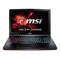 "MSI Gaming Notebook GE62 2QL Apache 15.6""/i7-5700HQ+HM87/8G/1T/950M/Dos"