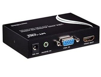 Mt-viki Audio+vga to Hdmi Converter up to 1080p Hdcp Mt-vh312