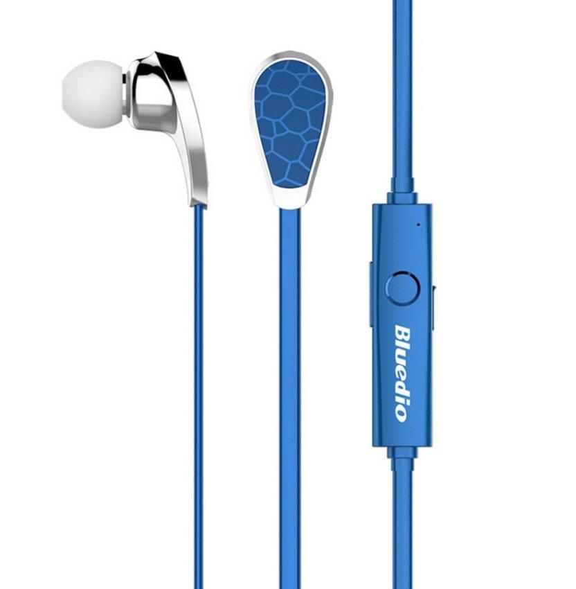 N2 Bluetooth 4.1 Wireless Headphones Headset Blue