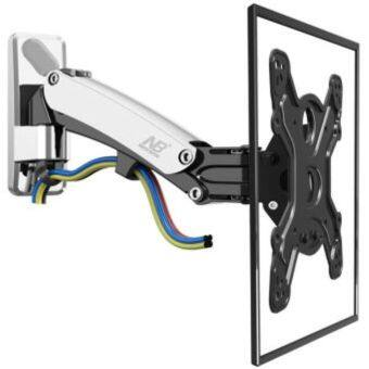 NB silver gas strut LCD monitor and TV wall bracket mount holder NB F400 for 50~60inch LCD or TV - intl