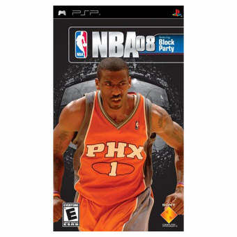 NBA 08: Block Party - Sony PSP - Intl