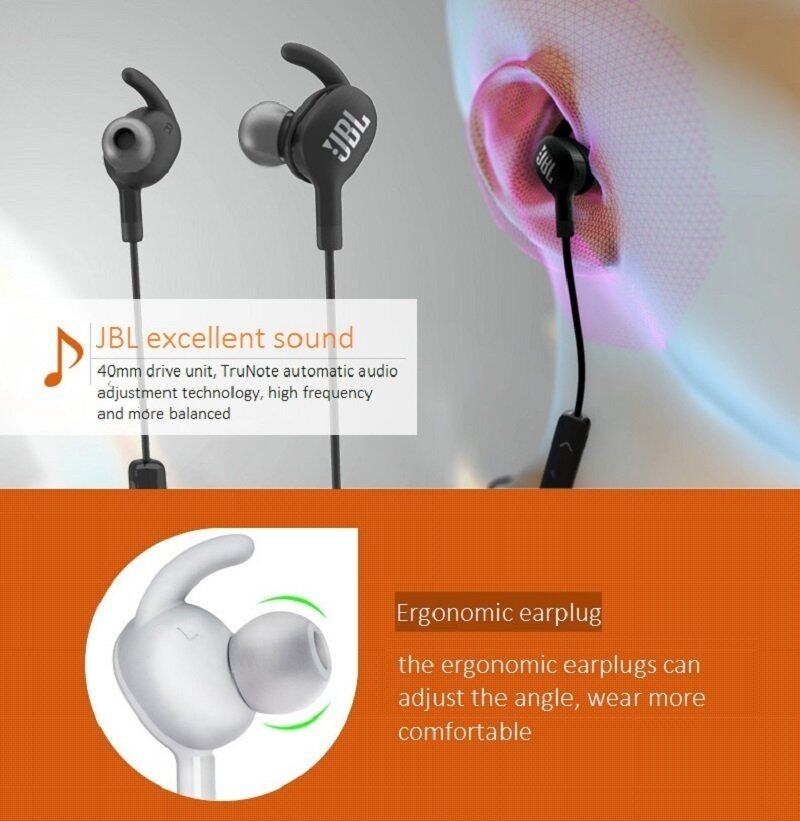 new original good quality everest 100 best bass stereo wireless bluetooth earphone for android. Black Bedroom Furniture Sets. Home Design Ideas