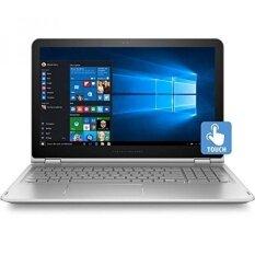 Newest HP Envy 2-in-1 Flagship High Performance 15.6 inch Full HD Touchscreen Laptop PC, Intel Core i7-6500U Dual-Core, 8GB RAM, 1TB HDD, Bluetooth, WIFI, Ethernet, Windows 10 (Silver) - intl