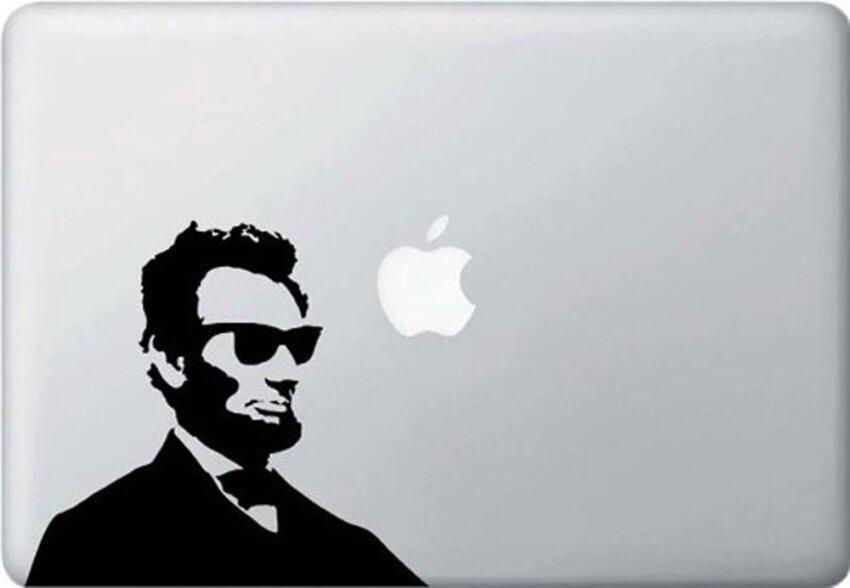 niceEshop Cool Abe Vinyl Decal Sticker For Apple Macbook Laptop ...