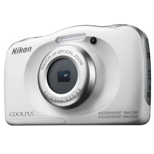 Nikon CoolPix W100 (สีขาว) ...