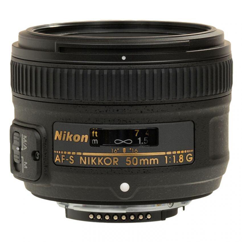 Nikon Lens AF-S 50mm f/1.8G (ประกันศูนย์)