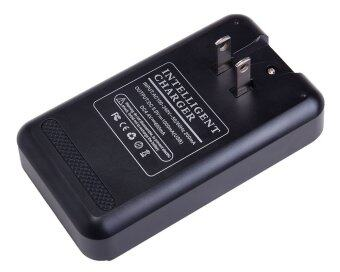 ninror Wall Travel Intelligent Spare Battery Charger for Samsung Galaxy Note 4(Black) - Intl
