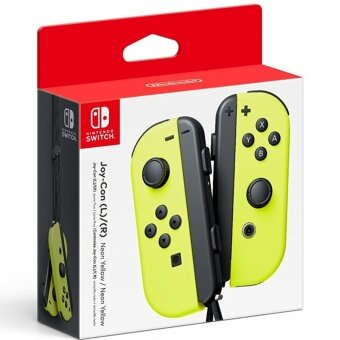 nintendo switch joy con yellow ( สีเหลือง )