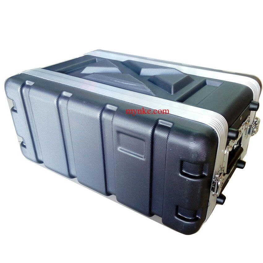NKE AUDIO ตู้แร็คเครื่องเสียง ABS-4US สั้น 19 Rack ABS Flight Case - 4U Short ...