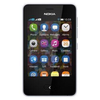 Nokia Asha 501 - White