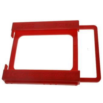 Notebook Hard Disk Drive Mounting Bracket (Red)