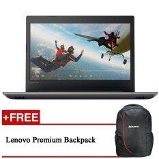 Notebook Lenovo IdeaPad 320-15AST 80XV00MQTA/A9-9420/4GB/1TB/ 2Y (Black)