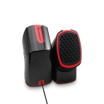 NUBWO DIZZE ลำโพง USB รุ่น NS-002 - สีแดง