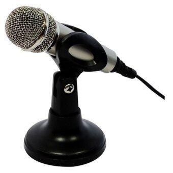 2561 NUBWO Microphone NUB186 20K.Hz (Black)