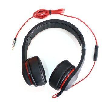 2561 NUBWO หูฟังแบบครอบ รุ่น NT-910 Black (สีดำ)