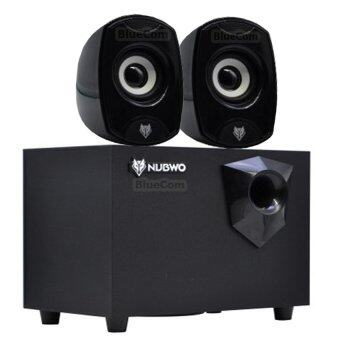 NUBWO ลำโพง Nubwo ZONI XShield Sub Woofer Speaker รุ่น NS-031 (สีดำ)