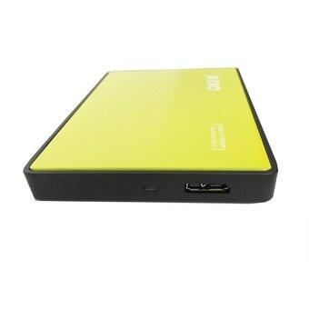 "OKER Box HDD 2.5-inch"" USB 3.0 HDD External Enclosure รุ่น ST-2532 (Yellow)"