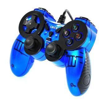 ราคา OKER JoyStick Analog High Speed 816S (Blue)