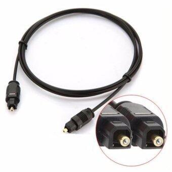 สาย Optical สายออฟติคอล สาย Digital Audio Optical Optic Fiber SPDIF