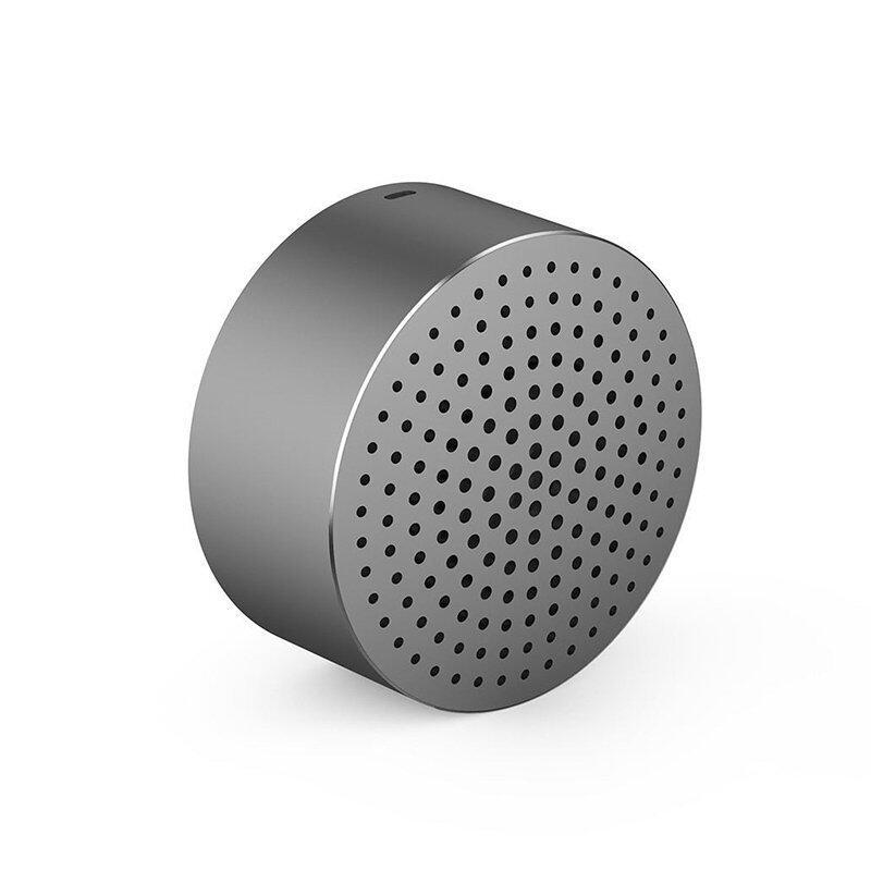 Original Xiaomi Aluminium Alloy Portable Mini Bluetooth Speaker For Cellphone Tablet - intl image