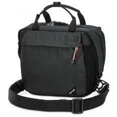 Pacsafe Camsafe Anti-Theft Lx10 Camera Shoulder Bag, Black - Intl ราคา 5,926 บาท(-10%)