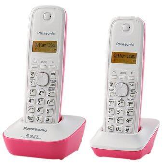 Panasonic KX-TG3412BXP โทรศัพท์ไร้สาย สีชมพู