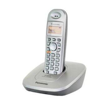 Panasonic โทรศัพท์ไร้สาย รุ่น KX-TG3611BXS (Silver)