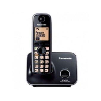 Panasonic โทรศัพท์ไร้สาย รุ่น KX-TG3711BXB