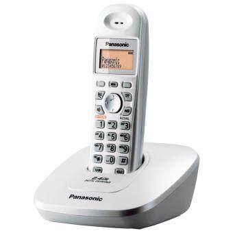 Panasonic โทรศัพท์ไร้สาย Panasonic KX-TG3611BXS 2.4Ghz