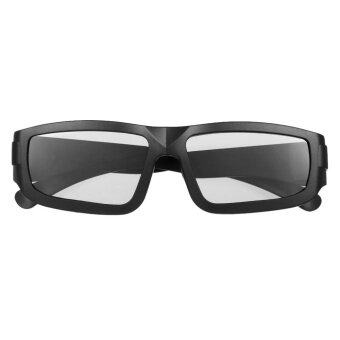 Passive 3D Glasses Circular Polarized Lenses for Polarized TV Real D 3D Cinemas - intl