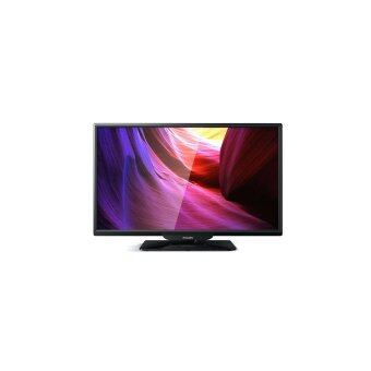 "Philips 24"" Slim LED TV รุ่น 24PHA4110S/98 (Black)"