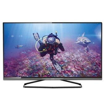 "PHILIPS 50"" Ultra Slim Smart 4K Ultra HD LED TV รุ่น PHL-50PUT8509S/98 (Black)"