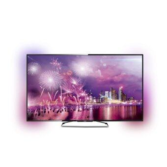 "PHILIPS 55"" Slim Smart Full HD LED TV รุ่น PHL-55PFT6609S/98 (Black)"
