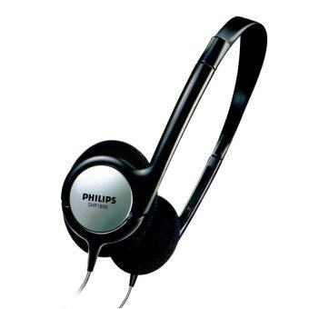 Philips SHP1800 Indoor Corded TV Headphones (Intl)