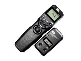 ซื้อที่ไหน PIXEL TW-283/N3 LCD Wireless Shutter Release Timer Remote ControlFOR CANON