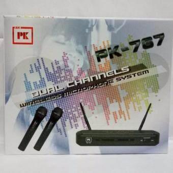 ราคา ไมค์ลอยคู่PK-676