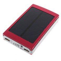 Powerbank Solarsell 30000mAh - สีแดง ถูกๆ