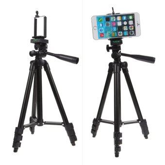 Professional Camera Tripod Stand Holder For iPhone iPad Samsung GALAXY Tab - intl