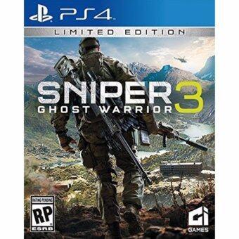 PS4 Sniper Ghost Warrior 3 Z3 Eng