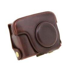 Pu Leather Case Bag For Canon G16 Protective Detachabledigitalcamera - Intl ราคา 438 บาท(-30%)
