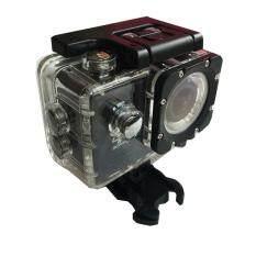 Rctoystory กล้องสปอร์ตแคม 4k Hd 1080p แอคชั่นคาเมร่า (สีดำ) ราคา 2,550 บาท(-31%)