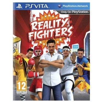 Reality Fighters - PlayStation Vita - Intl