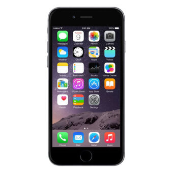 REFURBISHED Apple Iphone 6 16GB (Space Gray)