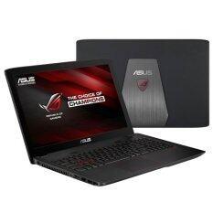 """(Refurbished) ASUS Notebook GL752VW-T4152D 17.3""""/i7-6700HQ 2.6G/8GB/1TB/GTX960M-4G (Black)"""