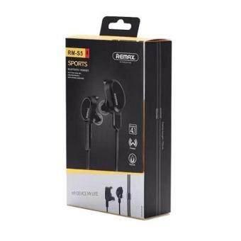Remax Magnet Sports Bluetooth Headset 4.1 หูฟังไร้สาย หูฟังbluetooth หูฟังไร้สาย หูฟัง บลูทูธ ไร้สาย รุ่น RM-S5 (สีขาว) (White)(White)
