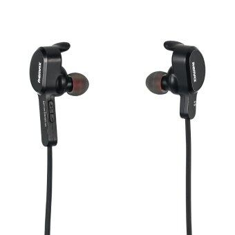 Remax Magnet Sports Bluetooth Headset 4.1 หูฟังไร้สาย หูฟัง บลูทูธ ไร้สาย รุ่น RM-S5 (สีดำ)